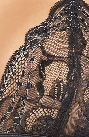 Alternate Image 4  - Dita Von Teese French Lace Bra