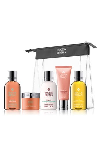 MOLTON BROWN LONDON Ladies' Carry-On Set