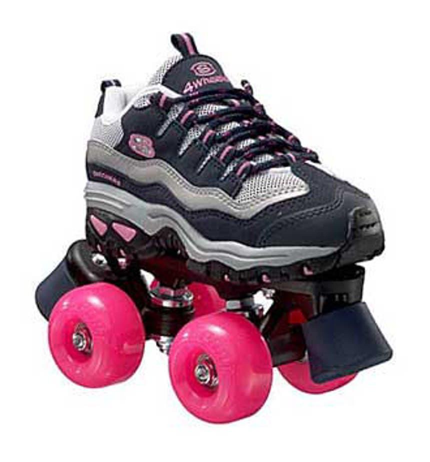 Pop out roller skate shoes - 4 Wheelers By Skechers Roller Skates Little Kid To Big Kid Nordstrom