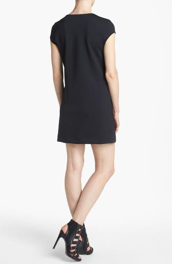 Alternate Image 2  - Leith V-Neck Shift Dress