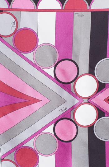 Alternate Image 3  - Emilio Pucci 'Mikonos' Silk Scarf