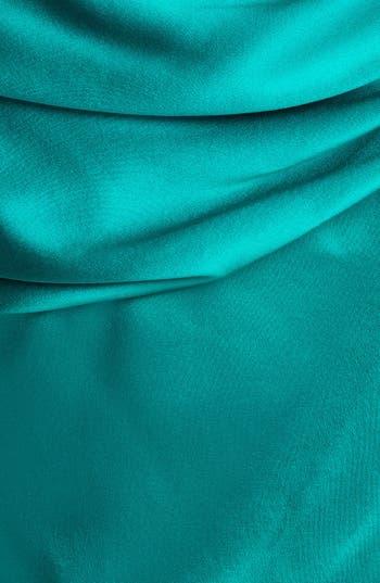 Alternate Image 4  - Oscar de la Renta Draped Silk Blouse