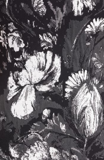 Alternate Image 3  - Roberto Cavalli Floral Jacquard Knit Dress