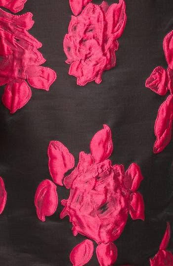 Alternate Image 3  - Lanvin Rose Cocktail Dress