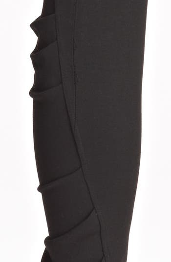 Alternate Image 3  - Donna Karan Collection Structured Jersey Pants