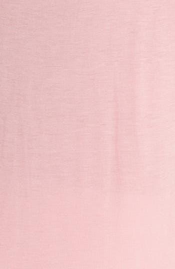 Alternate Image 3  - Kische Embellished Mixed Media Top (Plus Size)