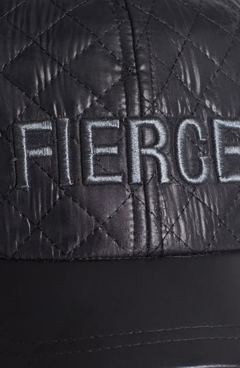 Alternate Image 2  - BCBGeneration 'Fierce' Quilted Baseball Cap