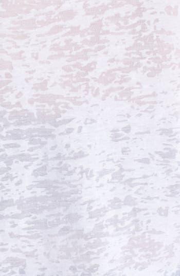 Alternate Image 3  - Pretty Rebel 'Forever in Love' Burnout High/Low Tee (Juniors Plus)