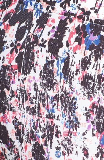 Alternate Image 3  - BP. Undercover Print Leggings (Juniors)