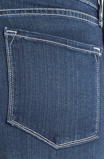 Alternate Image 3  - NYDJ 'Barbara' Stretch Bootcut Jeans (Coral Sea)