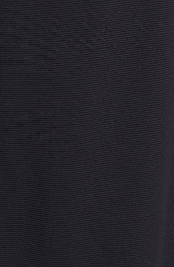 Alternate Image 4  - Donna Ricco Faux Leather Trim Sheath Dress