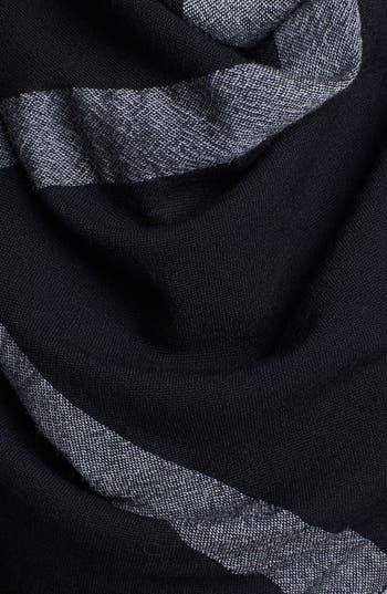 Alternate Image 3  - Burberry 'Colour Check' Square Scarf
