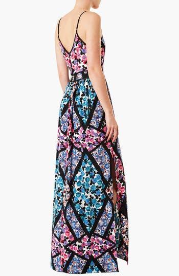 Alternate Image 2  - Topshop 'Cutabout' Floral Maxi Dress