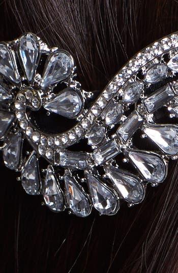 Alternate Image 2  - Cara 'Virginia' Crystal Head Wrap