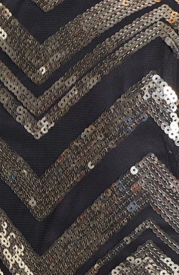 Alternate Image 3  - Vince Camuto Sequin Shift Dress