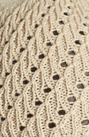 Alternate Image 2  - Nordstrom Knit Beanie