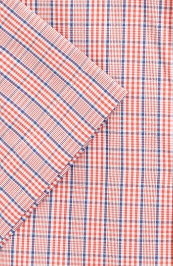 Alternate Image 2  - Nordstrom Traditional Fit Non-Iron Short Sleeve Dress Shirt