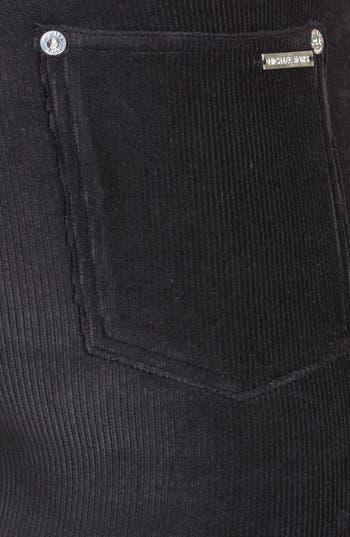Alternate Image 3  - MICHAEL Michael Kors Stretch Corduroy Leggings (Regular & Petite)