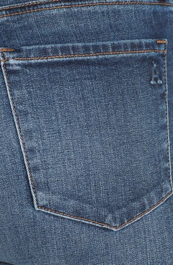 Alternate Image 3  - Articles of Society 'Halley' High Waist Skinny Jeans (Twilight Wash)