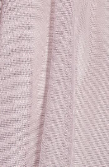 Alternate Image 3  - Sequin Hearts Two-Piece Dress (Juniors)