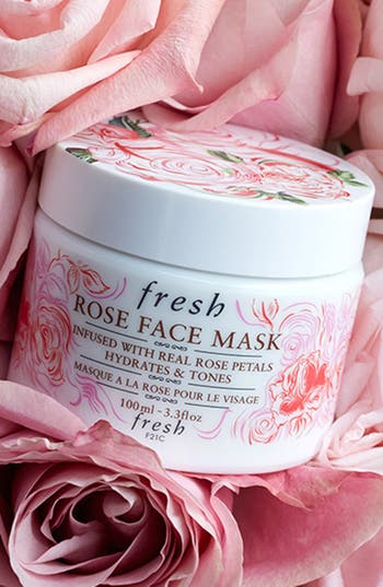 Alternate Image 3  - Fresh® 'Rose' Face Mask (Limited Edition)