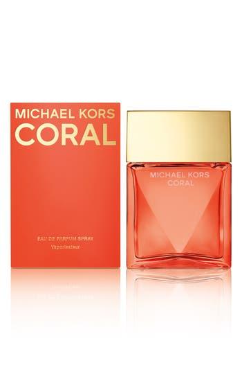 Alternate Image 2  - Michael Kors 'Coral' Eau de Parfum Spray