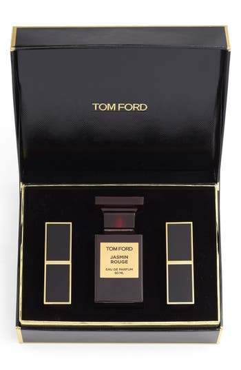 Alternate Image 3  - Tom Ford Private Blend 'Jasmin Rouge' Eau de Parfum & Lip Color Set (Nordstrom Exclusive)