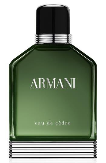 giorgio armani eaux pour homme eau de cedre eau de toilette spray nordstrom exclusive