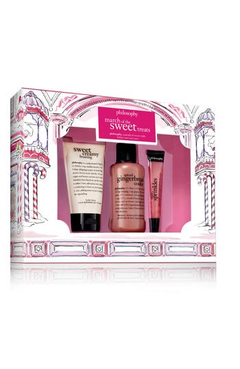 Main Image - philosophy march of the sweet treats set (Limited Edition) (Nordstrom Exclusive)