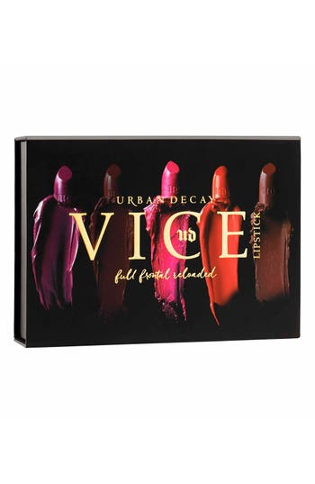 Alternate Image 3  - Urban Decay Full Frontal Reloaded Vice Lipstick Stash (Limited Edition)