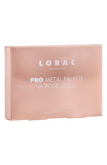 Alternate Image 4  - LORAC Rose Gold PRO Metal Palette (Limited Edition)