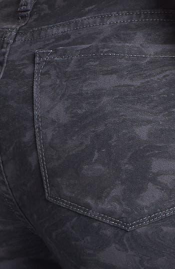 Alternate Image 3  - NYDJ 'Sheri' Print Skinny Stretch Jeans (Regular & Petite)