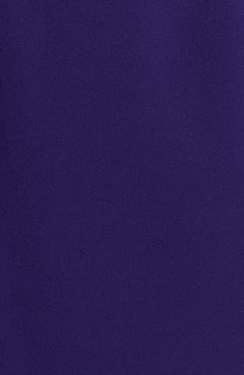 Alternate Image 3  - Calvin Klein Belted Ponte Sheath Dress (Online Only)