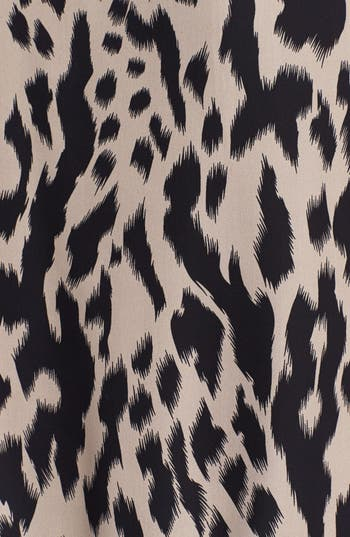 Alternate Image 3  - Vince Camuto Batwing Sleeve Ikat Print Blouse (Online Only)