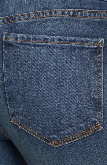 Alternate Image 4  - NYDJ 'Leann' Stretch Skinny Boyfriend Jeans (Loma Linda)