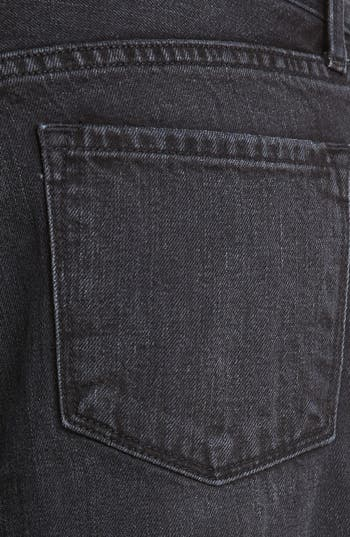 Alternate Image 3  - J Brand '1265 Ace' Crop Boyfriend Jeans (Arcadian Black)