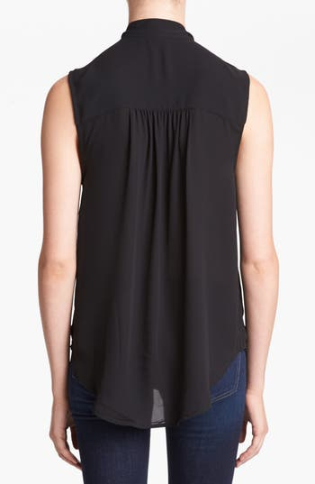 Alternate Image 2  - Tildon Sleeveless Bow Blouse
