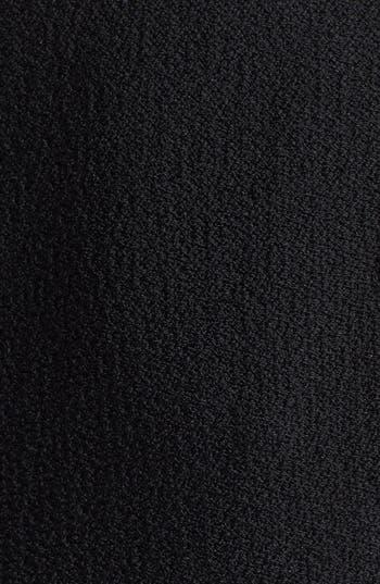 Alternate Image 3  - St. John Collection Crepe Panel Bouclé Knit Dress