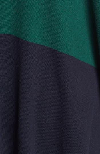 Alternate Image 3  - MICHAEL Michael Kors Colorblock Poncho Sweater (Plus Size)