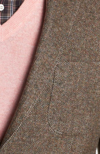 Alternate Image 2  - JKT New York 'Bond' Wool Blend Blazer