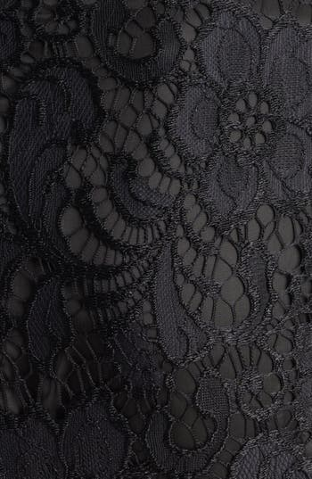Alternate Image 3  - Moschino Cheap & Chic Bow Detail Lace Dress