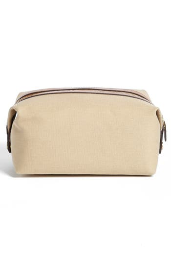 Alternate Image 2  - Ghurka 'Holdall' Twill Grooming Case