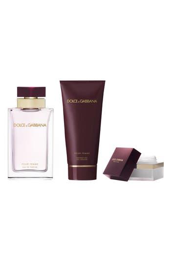 Alternate Image 2  - Dolce&Gabbana Beauty 'Pour Femme' Set ($159 Value)