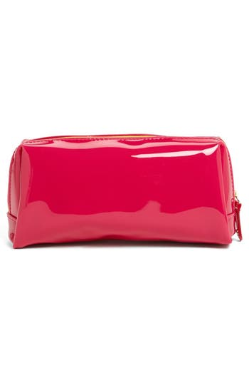 Alternate Image 3  - Ted Baker London 'Metallic Bow - Large' Cosmetics Case