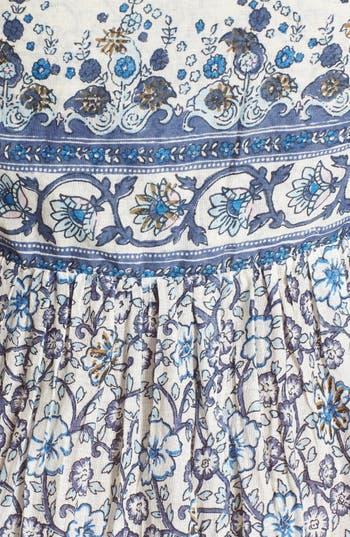 Alternate Image 3  - Billabong 'I Heart This' Floral Print Midi Dress (Juniors)