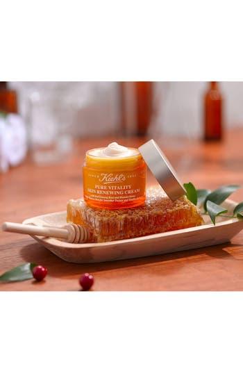 Alternate Image 5  - Kiehl's Since 1851 Pure Vitality Skin Renewing Cream
