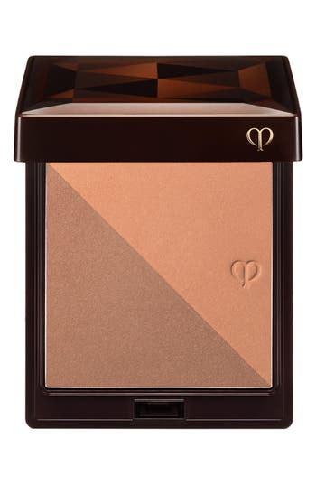 Alternate Image 1 Selected - Clé de Peau Beauté Bronzing Powder Duo
