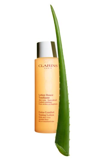 Alternate Image 2  - Clarins 'Extra-Comfort' Toning Lotion