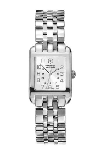 Alternate Image 1 Selected - Victorinox Swiss Army® 'Alliance' Stainless Steel Watch, 20mm