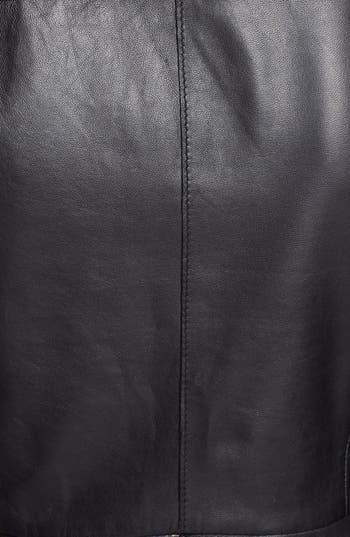 Alternate Image 4  - Classiques Entier® 'Lamb Moss' Leather Jacket